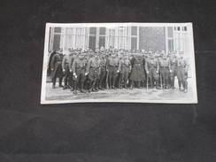 LE HAVRE - VITRY LE FRANCOIS (?) - 1 Photo Membres Du T.O.D.T. - 1939-45