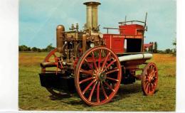 Postcard - Shand Mason Steam Fire Engine,1894 Very Good - Andere Verzamelingen
