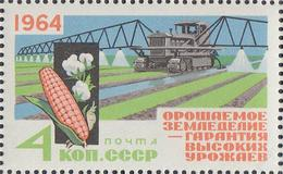USSR 1964. 2942 (3030) For A High Harvest!