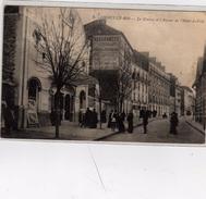 CHOISY LE ROI - Le Cinéma Et L'Avenue De L'Hôtel De Ville - Choisy Le Roi