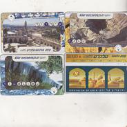 Israel 100 Old Phonecards  - Dealer Lot - Israel