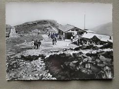 Pays Basque. Sommet De La Rhune. Les Venta Espagnoles - France