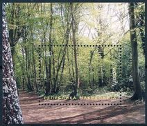 MACEDONIA 2011 EUROPA Stamps - The Forest MS MNH