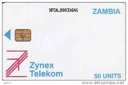 Zambie, Zynex Telekom, 50 Units, Chip