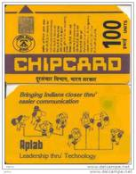 Inde-India, 100 Units, Chip - India