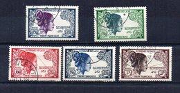Laos YT 13-17 (1) Oblitérés Used - Laos