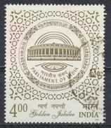 °°° INDIA - Y&T N°1667 - 2002 °°°