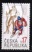 Tschechien 2008, Michel# 558 O 100 Years Of Czech Ice Hockey - Czech Republic