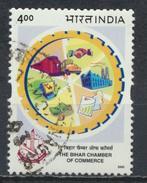 °°° INDIA - Y&T N°1688 - 2002 °°°