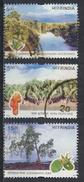 °°° INDIA - Y&T N°1689/90/92 - 2002 °°°