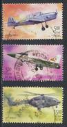 °°° INDIA - Y&T N°1709/11/12 - 2003 °°°