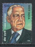 °°° INDIA - Y&T N°1717 - 2003 °°°