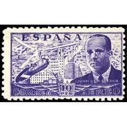 ES947STV-LTV***947STAN.Spain.Esgane .HELICOPTERO,Autogiro.Ingeniero JUAN DE LA CIERVA.1940/47.(Ed 947**) - 1931-Hoy: 2ª República - ... Juan Carlos I