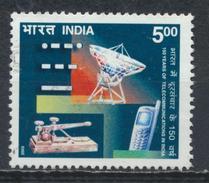 °°° INDIA - Y&T N°1755 - 2003 °°°