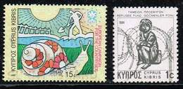 Zypern 1987, Michel# 688 O European Campaign For The Countryside