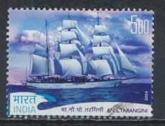 °°° INDIA - Y&T N°1787 - 2004 °°°