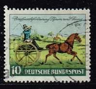 Bund 1952, Michel# 160 O - Used Stamps