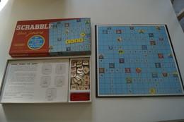 SCRABBLE 1958-1959 - Jeux De Société