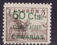 Canarias Edifil Nr. 34 - Emisiones Nacionalistas