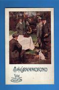 PUBBLICITARI - Il Grammofono  Pausa Di Caccia,  - RIPRODUZIONE.   Vedi Descrizione - Advertising