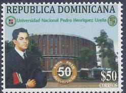 Dominican Republic National University Pedro Henriquez Ureña MNH 2016 NEW - Dominikanische Rep.