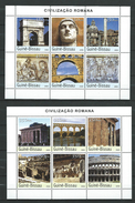 Guinea Bissau / Guinée-Bissau 2003 Cultures Of The Past - Rome.Italy.2 S/S.MNH