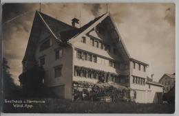 Gasthaus Zur Harmonie Wald Appenzell - Photo: Hausamann - AR Appenzell Rhodes-Extérieures