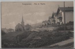 Fontainemelon - Rue De L'Eglise - NE Neuchâtel