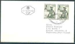 AUSTRIA - FDC 1.12.1972 - Mi 1404 -  Lot 15216