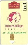 Spain - Telefonica - Feria De San Miguel - CP-251 - 05.1994, 51.200ex, Used - España