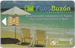 Spain - Telefonica - Fonobuzon - CP-061 - 11.1994, 41.000ex, Used - España