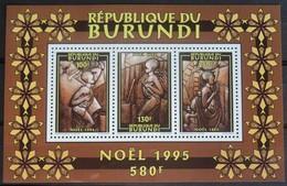 Burundi 1995 OCBn° Bloc 136 *** MNH Cote 11,00 Euro Noël Kerstmis Christmas