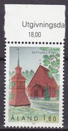 1993 Aland, 78,  Maria-Magdalena-Kirche, Sottunga. MNH **