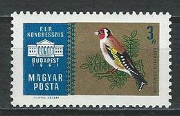Ungarn Mi 1786 ** MNH Carduelis Carduelis