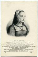 ANNE DE BRETAGNE - Royal Families