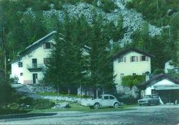 Ceppo Morelli (Verbania, Piemonte) Villaggio Morghen, Scorcio Panoramico, Auto, Cars, Voitures, Maggiolone VW - Verbania
