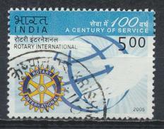 °°° INDIA - Y&T N°1840 - 2005 °°°