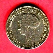 § 10 FRANC ( KM 39) TTB 25 - Luxemburgo