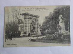 Toulouse  Jardin Des Plantes  Statue Armand Sylvestre , L'Ariège Et La Garonne - Toulouse