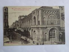 Toulouse  Façade Du Musée Sur La Rue Alsace-Lorraine - Toulouse