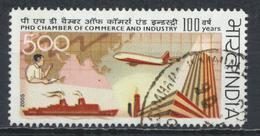 °°° INDIA - Y&T N°1870 - 2005 °°°