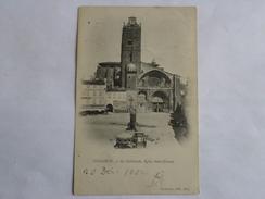 Toulouse  La Cathédrale , église Saint-Etienne - Toulouse