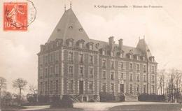 COLLEGE DE NORMANDIE MAISON DES POMMIERS - Rouen