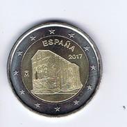 Spagna - 2 Euro Commemorativo 2017 - Santa Maria Del Naranco - Spagna