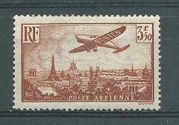 FRANCE - Yvert  PA N° 13 * Avion Survolant Paris  COTE 75€ VENDU 19€ !!!