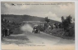 CPA Auvergne Coupe Gordon Bennett 1905 Non Circulé Werner Mercédès Allemagne - Sonstige