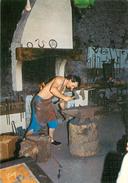 Dép 33 - Métiers - Forgerons - Village D'artisans D'art De La Hume - Gujan Mestras - Le Forgeron - état - Blaye