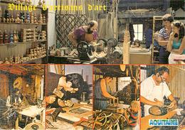 Dép 33 - Métiers - Village D'artisans D'art De La Hume - Gujan Mestras - état - Blaye