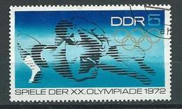 DDR 1972  Mi 1753  Olympische Sommerspiele München Gestempelt