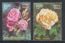 °°° INDIA - Y&T N°1954/55 - 2007 °°°